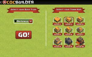 Builder for Clash of Clans 2.1 Screen 1
