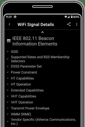 analiti - Speed Test WiFi Analyzer 9.0.27265 Screen 5