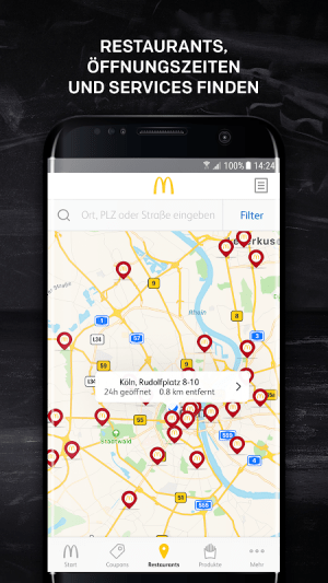 McDonald's Deutschland 5.4.0.34242 Screen 2