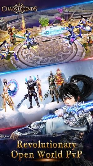 Chaos Legends 1.3 Screen 4