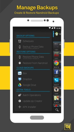 Android ROM Toolbox Lite Screen 4