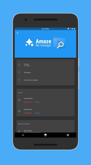 Amaze File Manager 3.5.0-Beta3 Screen 8