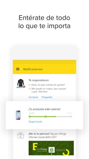 Mercado Libre: compra fácil y rápido 10.153.1 Screen 3