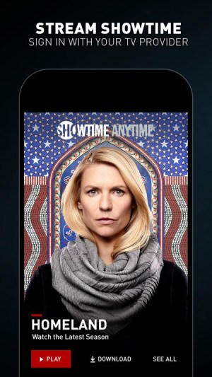 Showtime Anytime 3.7.1 Screen 3