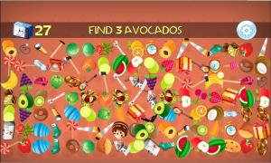 Android Hidden Object Where's My Stuff Screen 1