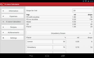 Vape 1.2.6 Screen 5