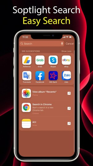 Launcher iOS 14 6.1.7 Screen 6