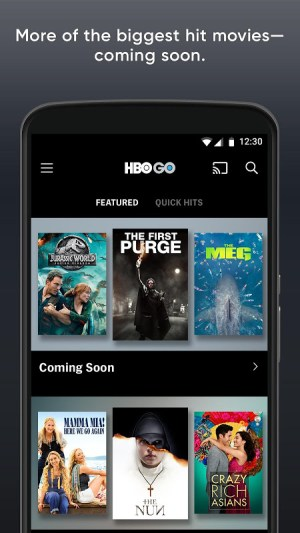 HBO GO: Stream with TV Package 21.0.2.182 Screen 10