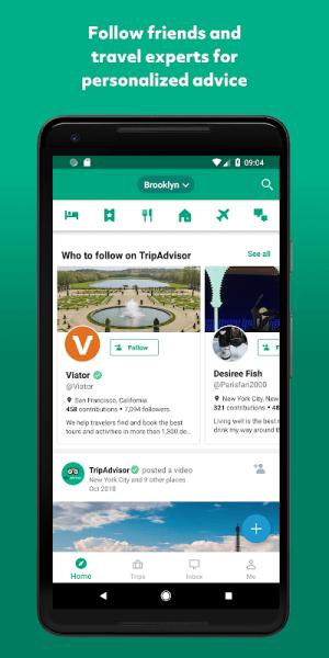 TripAdvisor Hotels Restaurants 30.0 Screen 7
