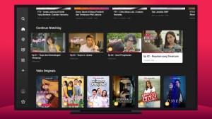 Vidio TV - Watch TV & Live Streaming 1.38.1 Screen 3