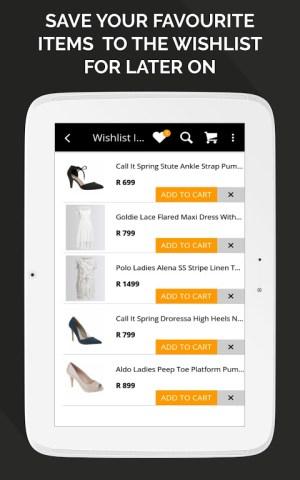 Online Fashion Shopping Zando 1.2.0 Screen 12