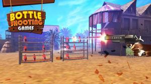 Bottle Shooting Games 2.2c Screen 5