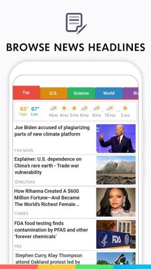 SmartNews: Local Breaking News 8.26.0 Screen 3