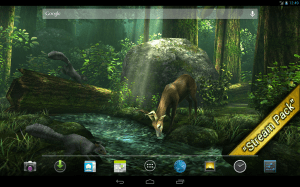 Android Forest HD Screen 2