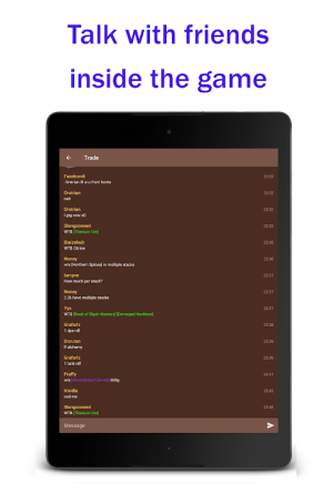 WM Chat 2.2.2 Screen 6