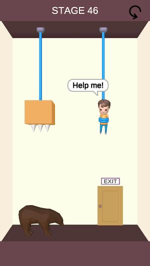 Rescue Cut - Rope Puzzle 1.11 Screen 5