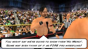 Android Wrestling Revolution 3D Screen 13