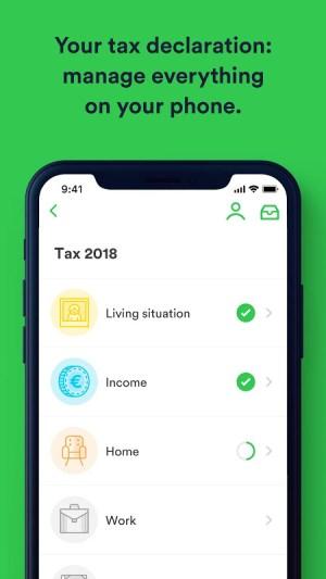 Taxfix – Simple German tax declaration via app 1.68.0 Screen 2