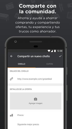 Chollometro – Chollos, ofertas y cosas gratis 5.21.00 Screen 4