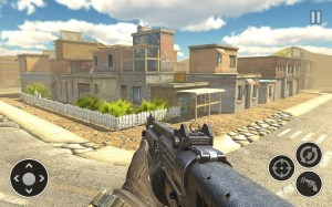 freedom of army zombie shooter: free fps shooting 1.5c Screen 2