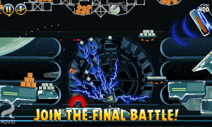 Android Angry Birds Star Wars Screen 9