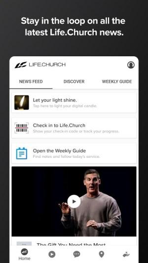 Life.Church 3.9.1 Screen 1