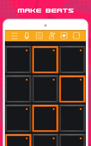 Trap Drum Pads Guru 1.04 Screen 5