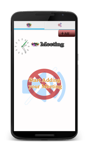 Android Silent Mode Screen 1