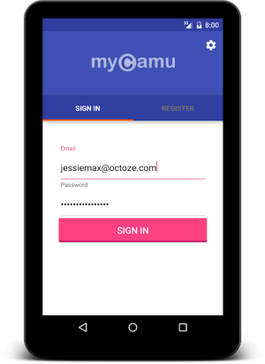 MyCamu - Students & Parents 4.44 Screen 6