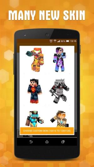 AddOns Maker for Minecraft PE 2.5.16 Screen 1