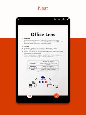 Microsoft Office Lens - PDF Scanner 16.0.13127.20392 Screen 6