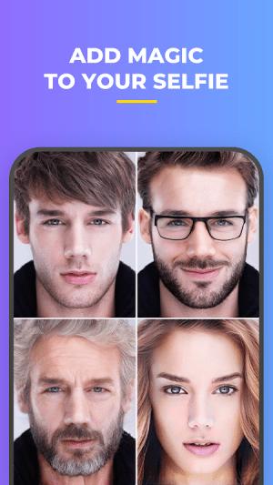 FaceApp - AI Face Editor 3.13.4 Screen 4