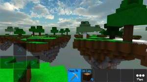 Android Skyblock Craft Screen 3