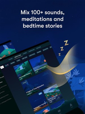 Relax Melodies: Sleep Sounds to Calm & Meditate 7.14.2 Screen 14