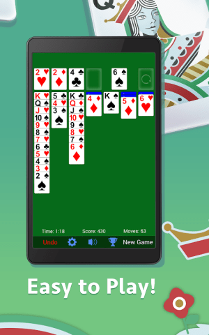 Solitaire 3.5.2.2 Screen 4