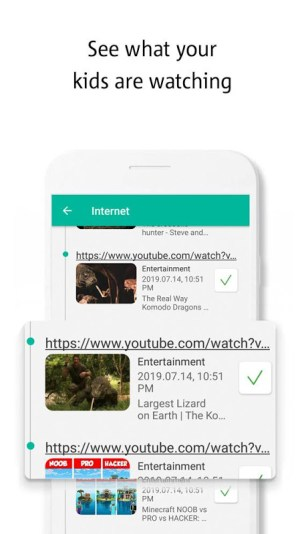 Safe Lagoon 🐠 Parental Control & Location Tracker 4.4.232-b Screen 3