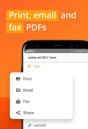 PDFfiller: Fill, Sign and Edit PDF files 6.7.2 Screen 3