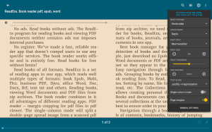 ReadEra - book reader pdf, epub, word 19.11.05+1020 Screen 7