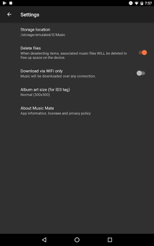 Music Mate 2.1.47 Screen 10