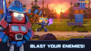 Angry Birds Transformers 1.50.2 Screen 6