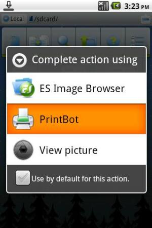 PrintBot 5.1.2 Screen 2