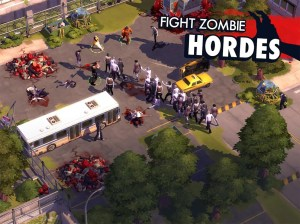 Zombie Anarchy: Survival Strategy Game 1.3.0d Screen 8