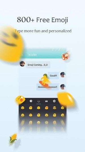 GO Keyboard - Emoji, Emoticons 2.39 Screen 3