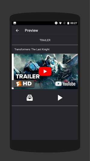 Android TV Online - Watch series & Live TV Screen 5