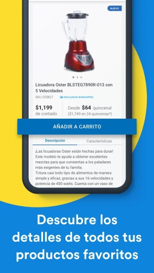 Coppel 6.5.4 Screen 5