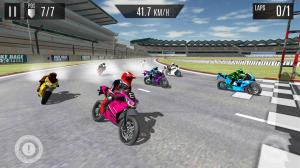 Android Bike Race X Speed Screen 4