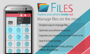 Android File Explorer and File Manager Screen 16