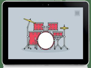 drum set 21.3 Screen 5