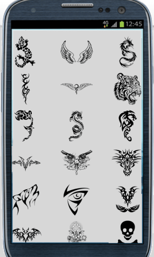 Tattoo Your Body Cam 1.2 Screen 5
