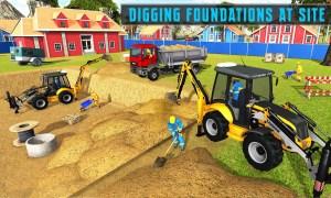 Android excavator simulator 2018 Screen 4